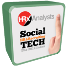 index of social technology in HR - free report from hrxanalysts.com